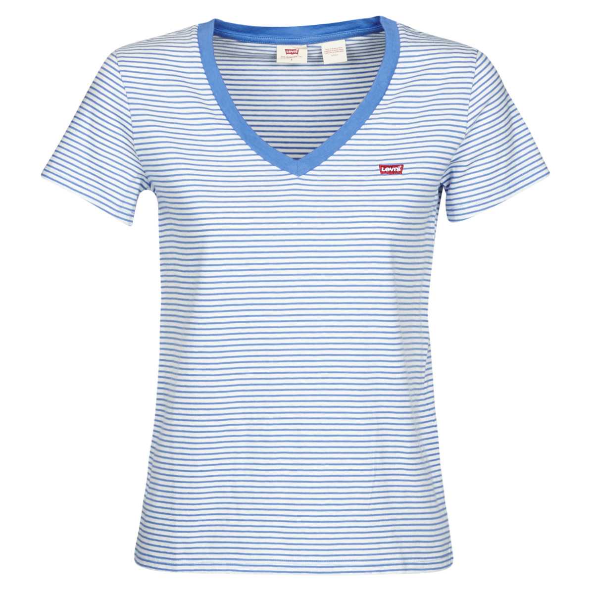 T-shirts m. korte ærmer Levis  PERFECT VNECK
