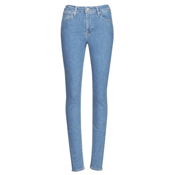 textil Dame Jeans - skinny Levi's 721 HIGH RISE SKINNY Los / Angeles / Klippe