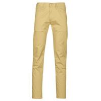 textil Herre Smalle jeans Levi's 511 SLIM FIT Beige