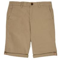 textil Dreng Shorts Jack & Jones JJIBOWIE Beige