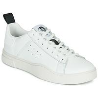 Sko Herre Lave sneakers Diesel S-CLEVER LOW Hvid