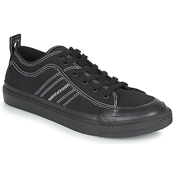 Sko Herre Lave sneakers Diesel S-ASTICO LOW Sort / Hvid