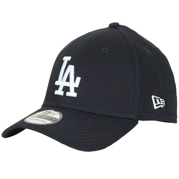 Accessories Kasketter New-Era LEAGUE BASIC 39THIRTY LOS ANGELES DODGERS Sort / Hvid