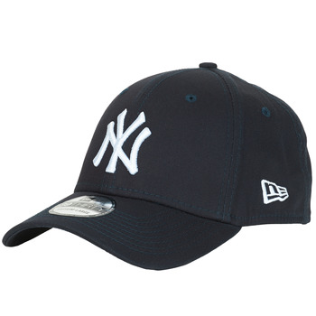Accessories Kasketter New-Era LEAGUE BASIC 39THIRTY NEW YORK YANKEES Marineblå / Hvid
