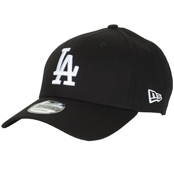 Accessories Kasketter New-Era LEAGUE ESSENTIAL 9FORTY LOS ANGELES DODGERS Sort / Hvid