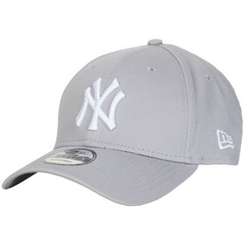 Accessories Kasketter New-Era LEAGUE BASIC 9FORTY NEW YORK YANKEES Grå / Hvid