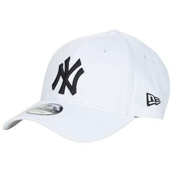 Accessories Kasketter New-Era LEAGUE BASIC 9FORTY NEW YORK YANKEES Hvid / Sort