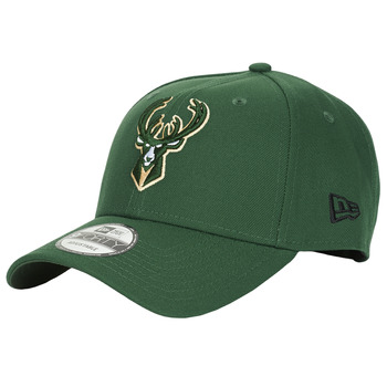 Accessories Kasketter New-Era NBA THE LEAGUE MILWAUKEE BUCKS Grøn