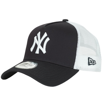 Accessories Kasketter New-Era CLEAN TRUCKER NEW YORK YANKEES Marineblå / Hvid