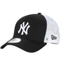 Accessories Kasketter New-Era CLEAN TRUCKER NEW YORK YANKEES Sort / Hvid