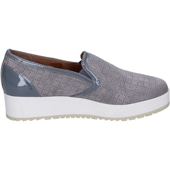 Sko Dame Slip-on Carmens Padova Sneakers BP220 Grå