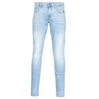 textil Herre Jeans - skinny G-Star Raw Revend Skinny Lys / Indigo / Ældet