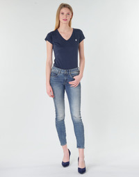 textil Dame Jeans - skinny G-Star Raw Arc 3D Mid Skinny Wmn Medium / Ældet