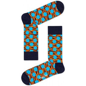 Accessories Herre Strømper Happy Socks Tiger dot sock Flerfarvet