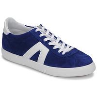 Sko Herre Lave sneakers André GILOT 2 Blå