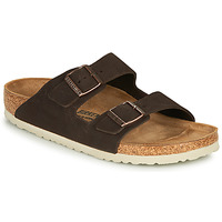 Sko Herre Tøfler Birkenstock ARIZONA LEATHER Brun