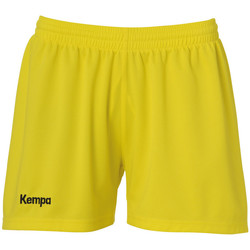 textil Dame Shorts Kempa Short femme  Classic jaune citron
