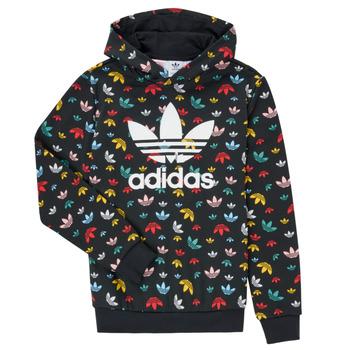 textil Pige Sweatshirts adidas Originals DLIA Sort