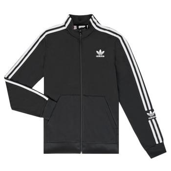 textil Dreng Sportsjakker adidas Originals MARIEME Sort