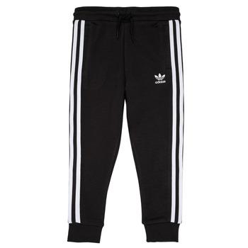 textil Børn Træningsbukser adidas Originals LOOAI Sort
