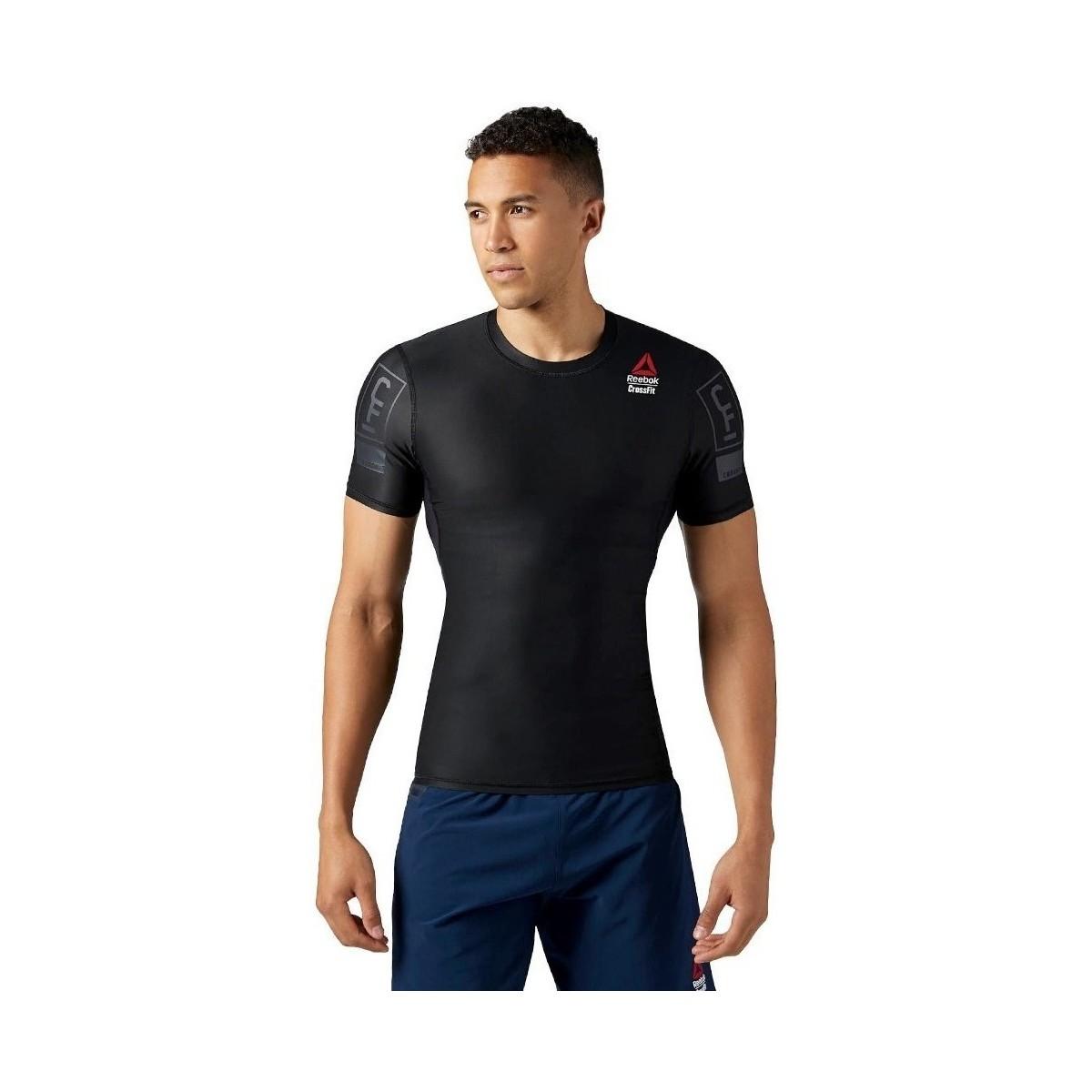 T-shirts m. korte ærmer Reebok Sport  Crossfit RC Compression