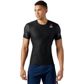 textil Herre T-shirts m. korte ærmer Reebok Sport Crossfit RC Compression Sort