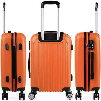 Tasker Hardcase kufferter Itaca Sevron (Sevron) Tangarine (Tangarine)