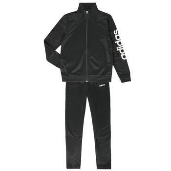 textil Dreng Træningsdragter adidas Performance GOMEZ Sort