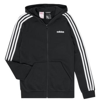 textil Pige Sweatshirts adidas Performance GOMELLO Sort