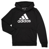textil Dreng Sweatshirts adidas Performance MANEZ Sort
