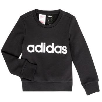 textil Pige Sweatshirts adidas Performance MED Sort