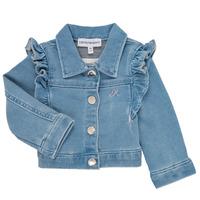 textil Pige Jakker / Blazere Emporio Armani Aldric Blå