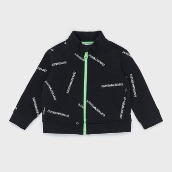 textil Dreng Sweatshirts Emporio Armani Augustin Sort