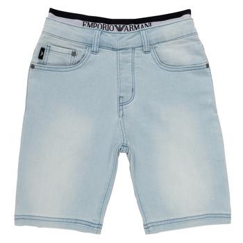 textil Dreng Shorts Emporio Armani Albert Blå