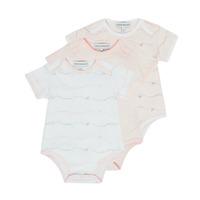 textil Pige Pyjamas / Natskjorte Emporio Armani Alexander Pink