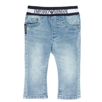 textil Dreng Lige jeans Emporio Armani Ange Blå
