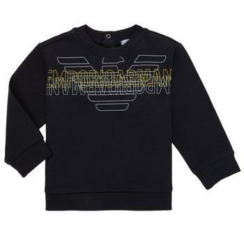textil Dreng Sweatshirts Emporio Armani Antony Marineblå