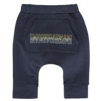 textil Dreng Træningsbukser Emporio Armani Avery Marineblå