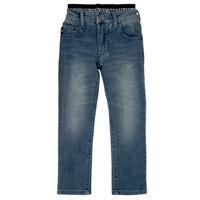textil Dreng Lige jeans Emporio Armani Annie Blå