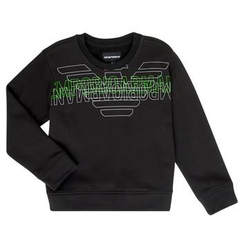 textil Dreng Sweatshirts Emporio Armani Austin Sort