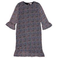 textil Pige Korte kjoler Only KONJULIA Marineblå