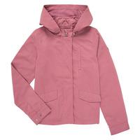 textil Pige Jakker Only KONNEWSKYLAR Pink