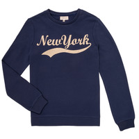 textil Pige Sweatshirts Only KONAMERICA Marineblå