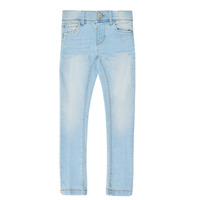 textil Pige Smalle jeans Name it NMFPOLLY DNMCILLE Blå