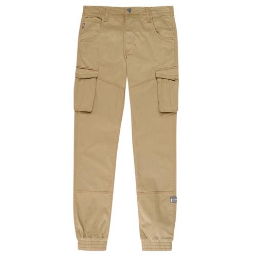 textil Dreng Cargo bukser Name it NITBAMGO Beige