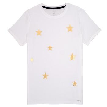 textil Pige T-shirts m. korte ærmer Name it NKFBONITA Pink
