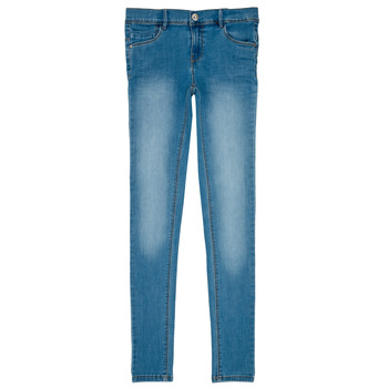 textil Pige Smalle jeans Name it NKF POLLY DNMTASIS Blå