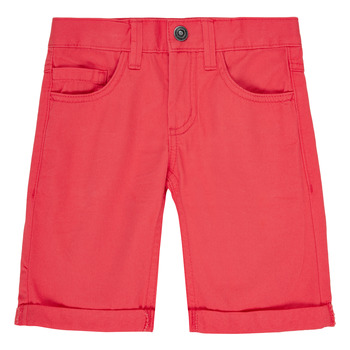 textil Dreng Shorts Name it NKMSOFUS TWIISAK Rød