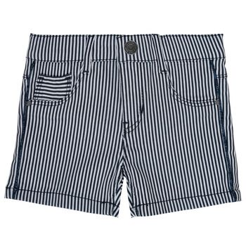 textil Dreng Shorts Name it NKFSALLI Marineblå