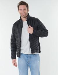 textil Herre Jakker Schott HAMILTON19 Sort